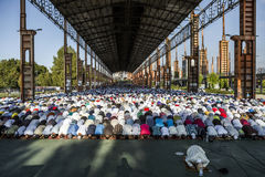 Eid-ul-Adh Stock Images
