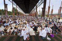 Eid-ul-Adh Stock Image