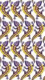 Eidechsen stock abbildung