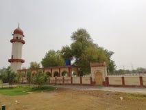 Eidgah, Bahawalpur, Пенджаб, Пакистан Стоковые Фото