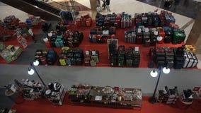 Eidkorting v??r Eid al-Fitr in Hartono-Wandelgalerij Yogyakarta stock foto's