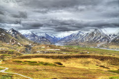 Eielson View Royalty Free Stock Photo