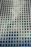 Eien office building windows Royalty Free Stock Photography