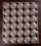 Eier im Paket Stockfotos