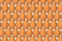 Eier und mehr Eier stockfotografie
