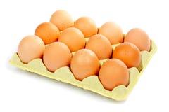 Eieren Stock Foto's