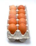 Eieren. Stock Fotografie