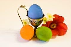 Eieren en kruiden Royalty-vrije Stock Afbeelding