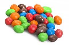 Eieren van chocolade Stock Afbeeldingen
