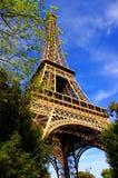 Eifel Kontrollturm Stockfoto