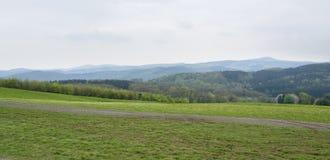 Eifel sceneria Obraz Royalty Free