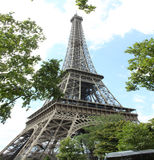 Eifel torn Arkivbild