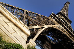 Eifel Tower Stock Photography
