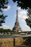 Eiffel tower 3 Stock Photos