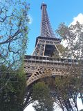 Eifel tower stock images