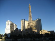 Eifel Tower Las Vegas Royalty Free Stock Image