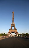 Eifell tower. In Paris, France Royalty Free Stock Photography