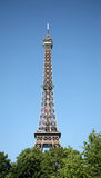 Eifell tower Stock Image