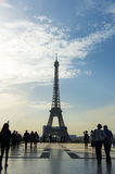 Eifell Tower spring Royalty Free Stock Image