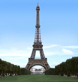 Eifeltower Stock Photography