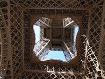Eiffel (1) wycieczka turysyczna Zdjęcia Stock