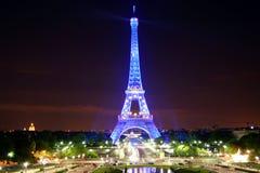 Eiffel Imagenes de archivo