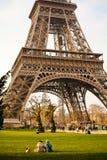 Eiffel Arkivfoto