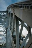 Eiffel bridge detail Stock Photo