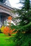 Eiffel colorido fotografía de archivo libre de regalías