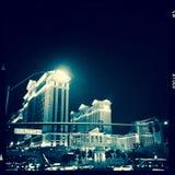 eiffel hotelowy las Nevada paska wierzchołka wierza Vegas przeglądać Zdjęcia Royalty Free