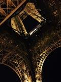 Eiffel interno Fotografia Stock