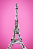 Eiffel model Royalty Free Stock Photography