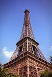 eiffel oka ryba France dziedzictwa obiektywu Paris miejsca wierza unesco widok świat Obrazy Stock