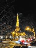 Eiffel Parijs royalty-vrije stock afbeelding