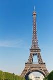 eiffel paris torn Arkivbild