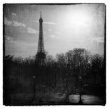 eiffel paris torn Royaltyfri Foto