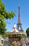 eiffel paris torn Fotografering för Bildbyråer