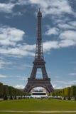 eiffel sky stylized torn Royaltyfria Foton