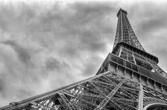 Eiffel står hög Arkivbilder