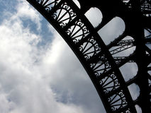 Eiffel texture Stock Photo