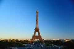 Eiffel torn Arkivbilder