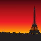 Eiffel torn Arkivfoton