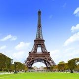 Eiffel torn Arkivfoto
