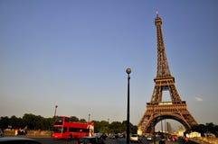 eiffel torn Royaltyfri Fotografi