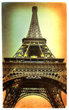 eiffel torn royaltyfri illustrationer