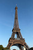 Eiffel torn i Paris Arkivfoto