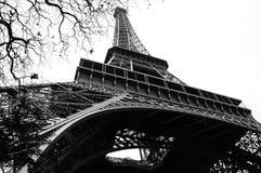 Eiffel torn, Paris Fotografering för Bildbyråer
