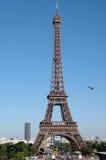Eiffel torn, Paris royaltyfri fotografi