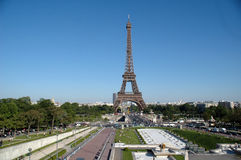 Eiffel torn, Paris royaltyfri bild