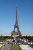 Eiffel torn, Paris Arkivfoto